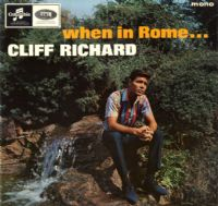 Cliff Richard - When In Rome (33SX 1762)